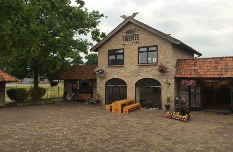 Actief Twente fiets/scooter verhuur