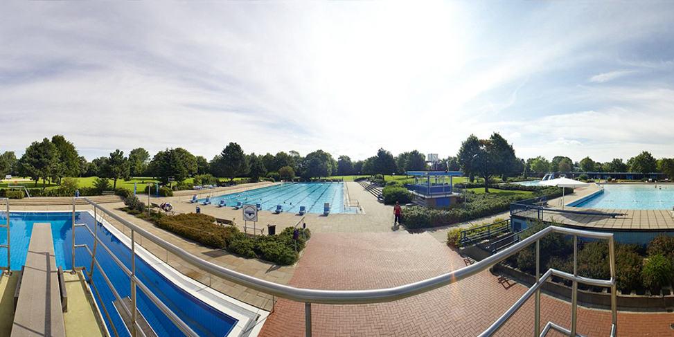 Zwembad van Nordhorn